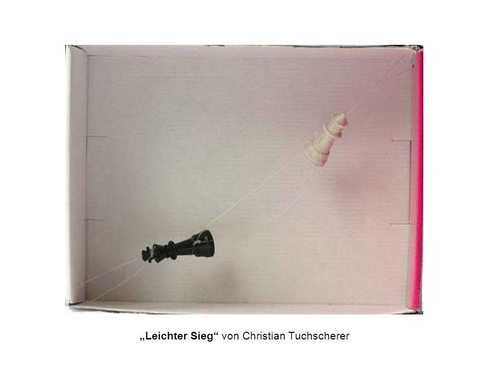 Leichter Sieg von Christian Tuchscherer