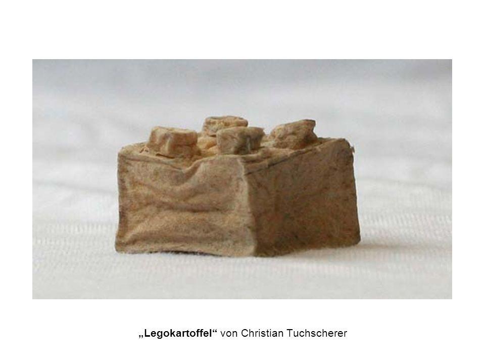 Legokartoffel von Christian Tuchscherer