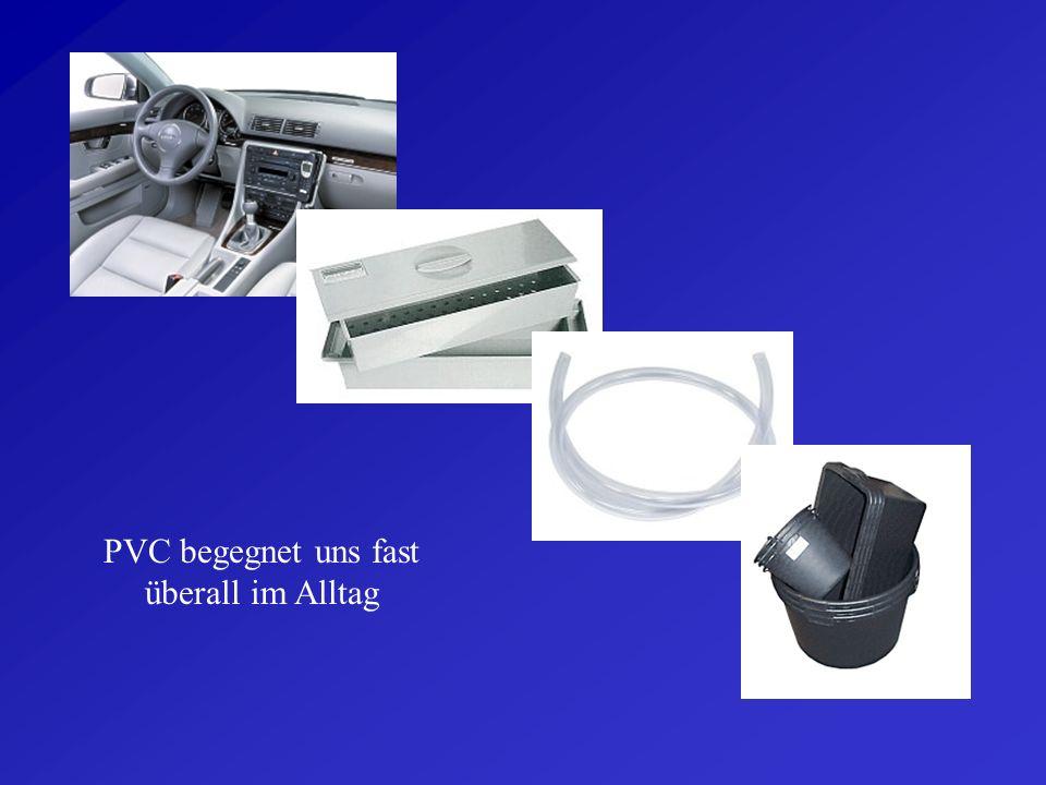 PVC Herstellung und Verwendung