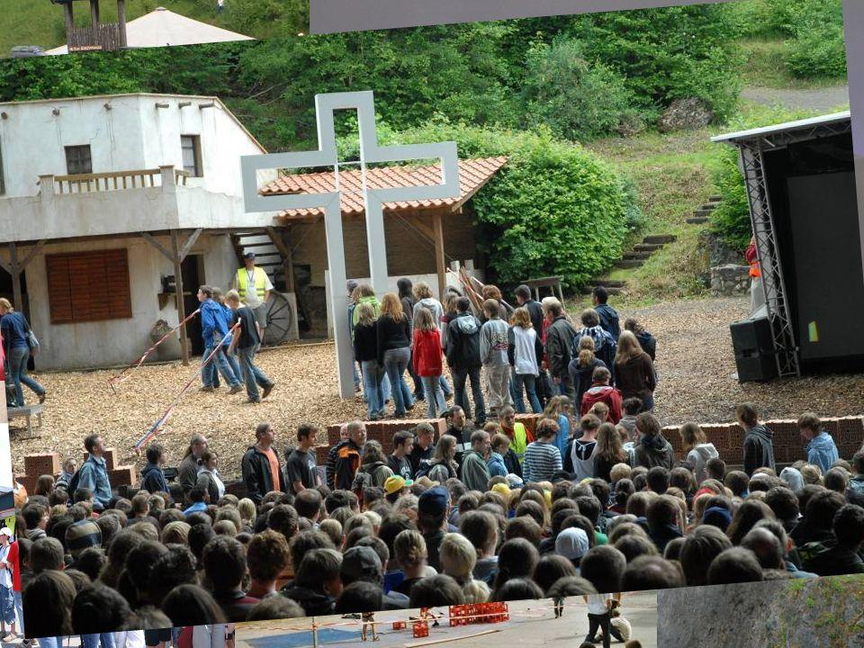 BUJU - Die Veranstaltung BUndesJUgendtreffen des Bundes FeG alle 3 Jahre für 3 Tage über Pfingsten 4300 Teenager, Jugendliche und junge Erwachsene aus