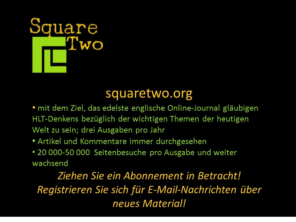 squaretwo.org aiming to be the finest online journal of faithful LDS thought concerning the important issues of the world today; published three times