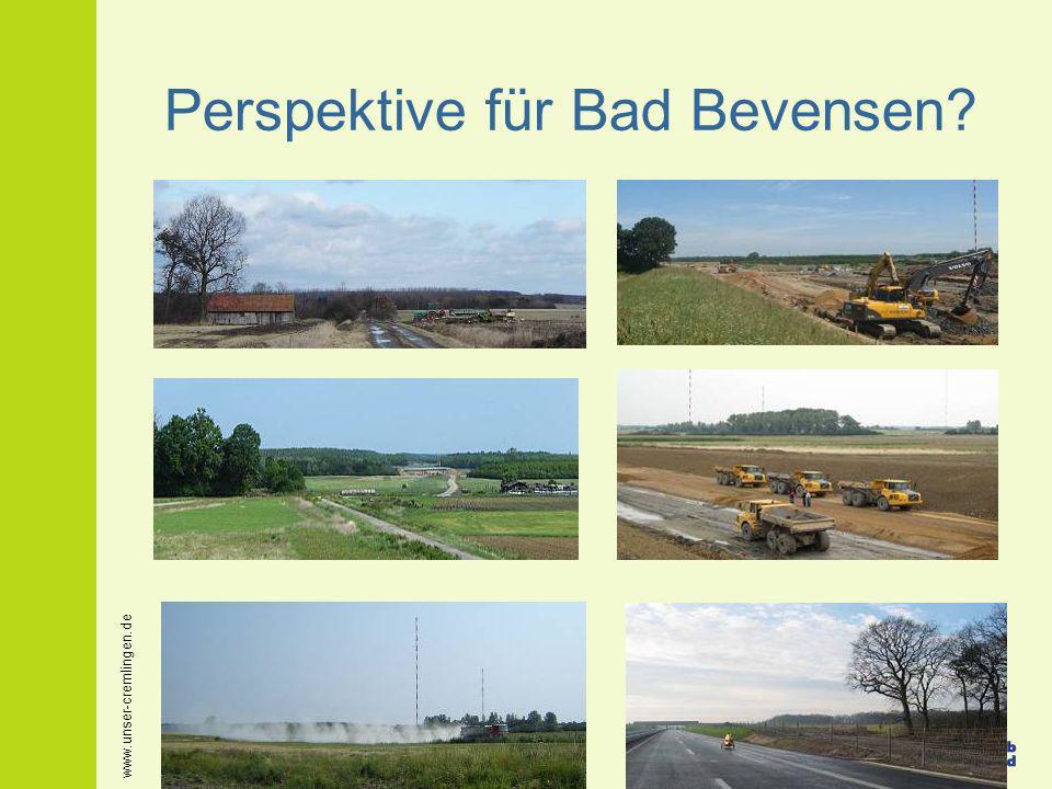 Perspektive für Bad Bevensen? www.unser-cremlingen.de