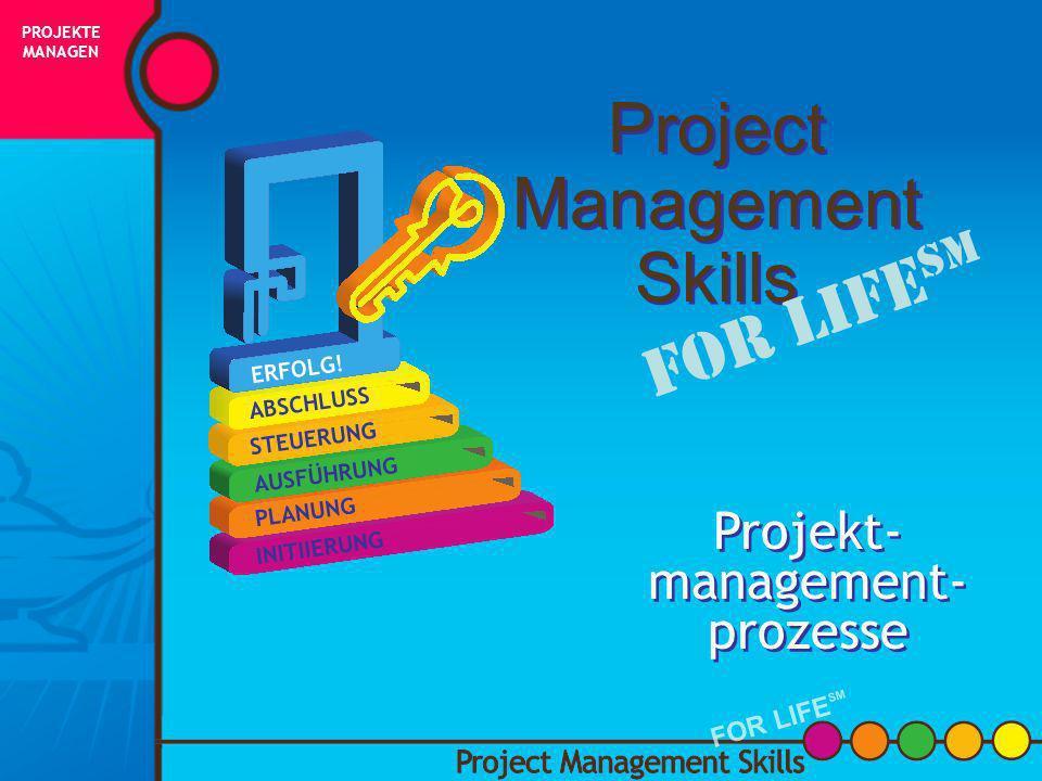 Klassenübung LÖSUNGEN KUNDENKONFLIKTE PROJEKTE MANAGEN FOR LIFE SM
