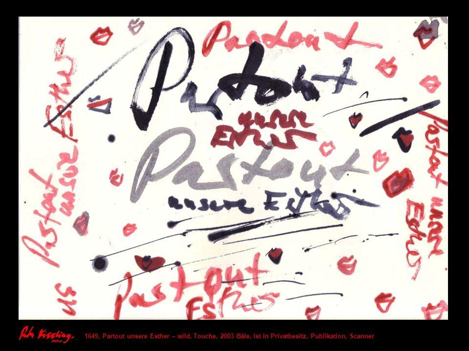 K 4 Räuber Hotzenplotz Auszug 2 Tusche 1985 in Basel Publiziert alsEinladungskarte