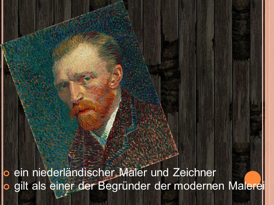 Nach gegenwärtigem Wissensstand hinterließ er 864 Gemälde und über 1000 Zeichnungen, die allesamt in den letzten zehn Jahren seines Lebens entstanden sind.