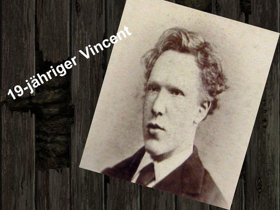 Van Goghs frühen Arbeiten ist kaum anzumerken, dass er einmal ein bedeutender Maler werden sollte.