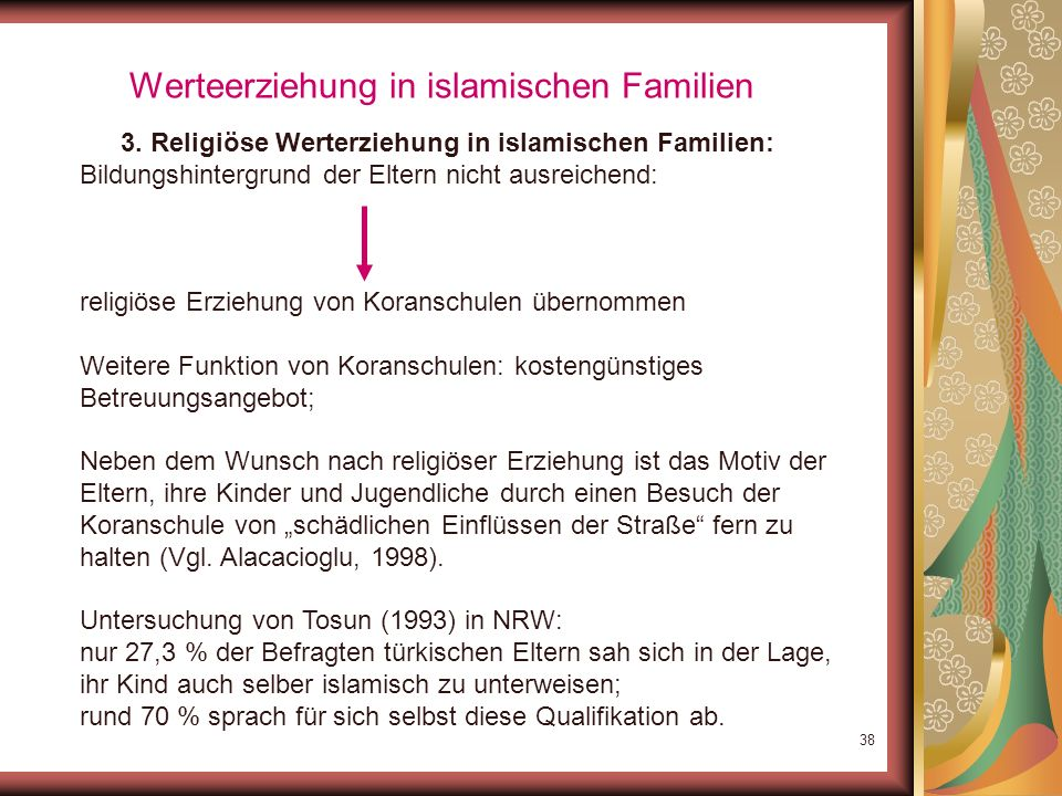 Danke für Ihre Aufmerksamkeit! Und nun Schluss, sonst... Kontakt: uslucan@uni-potsdam.de