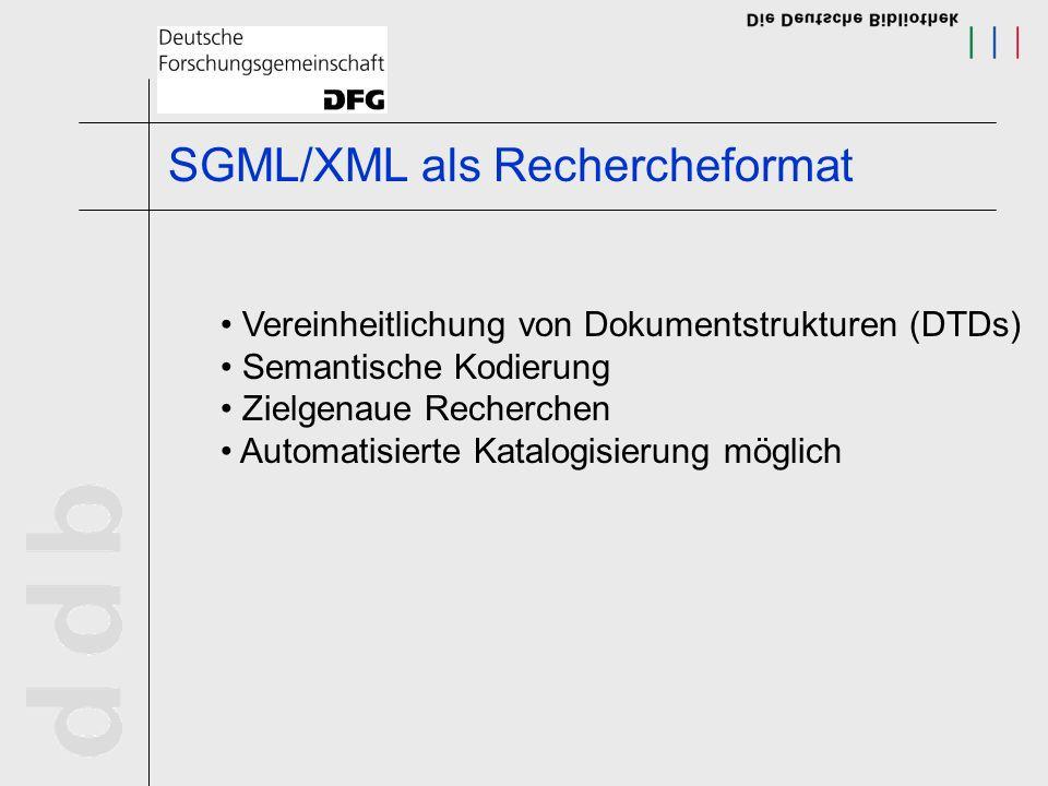 Web-Formulars: http://nbn- resolving.de/Resolving.html Direkte URN-Eingabe: http://nbn- resolving.de/urn/resolver.pl?urn =urn:nbn:de:bsz:93:opus-59 URN-Resolvingdienst von DDB