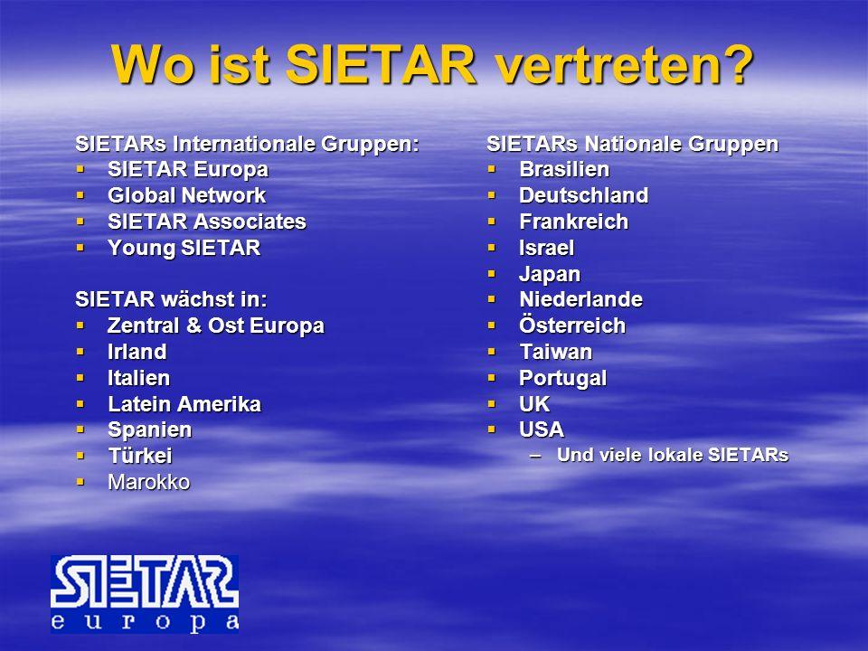 Where is SIETAR.