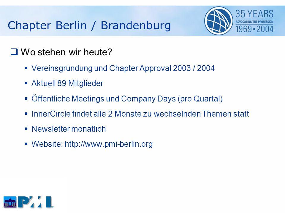Vielen Dank! Steffi Triest http://www.pmi-berlin.org president@pmi-berlin.org