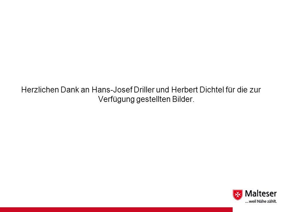 Herzlichen Dank an Hans-Josef Driller und Herbert Dichtel für die zur Verfügung gestellten Bilder.