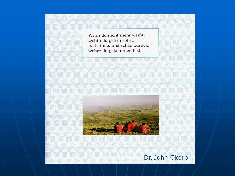 Dr. John Okoro