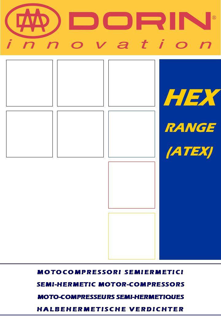 22 Prestazioni / Performances Data / Données de puissance / Leistungswerte _______________________________________ Funzionamento a 50 Hz Per funzionamento a 60 Hz, moltiplicare la resa per 1,18 Le prestazioni si basano sulla norma europea EN12900 Non miscelare mai olii estere con olii differenti Surriscaldamento massimo gas aspirato 20K _______________________________________ Frequency rate 50 Hz For 60 Hz operation, data to be multiplied by 1,18 Performance data are based on European Standard EN12900 Never mix ester oils with different oils Max suction gas superheat 20K _______________________________________ Fonctionnement à 50 Hz Pour le fonctionnement à 60 Hz, multiplier le rendement par 1,18 Les données de puissance se basent sur la norme européeenne EN 12900 Ne mélanger jamais ester huiles avec different huiles Max surchauffe du gaz aspiré 20K _______________________________________ Frequenz 50 Hz Für 60 Hz-Betrieb ist die Leistung mit 1,18 zu multiplizieren Leistungswerte basieren auf der europäischen Norm EN 12900 Niemals Esteröl mit anderen Ölen vermischen Max Sauggas-Überhitzung 20K _______________________________________