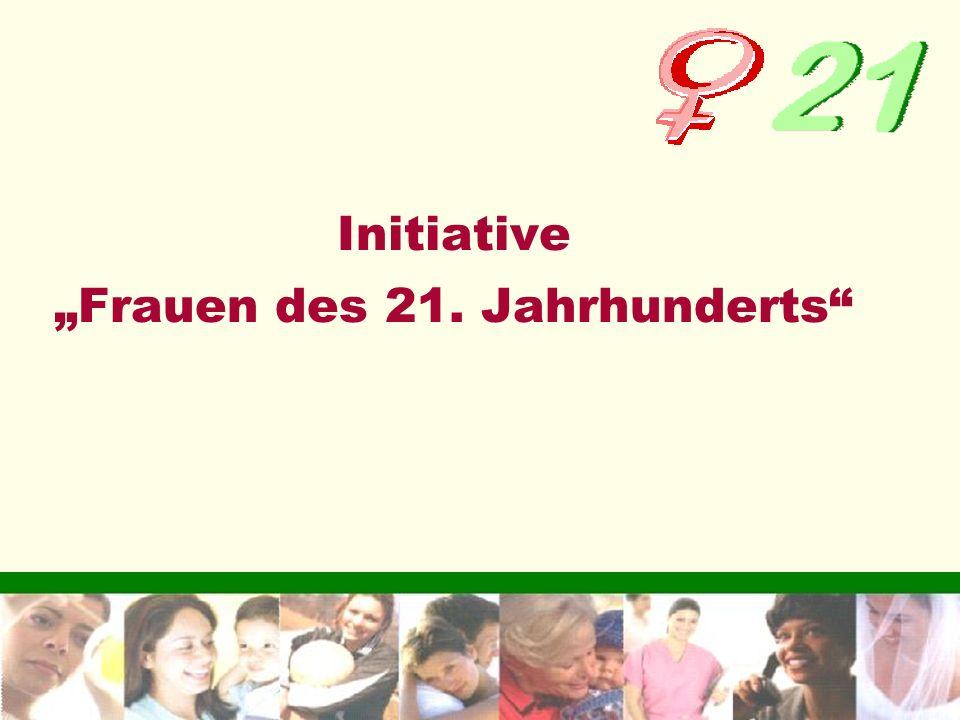 Initiative Frauen des 21. Jahrhunderts