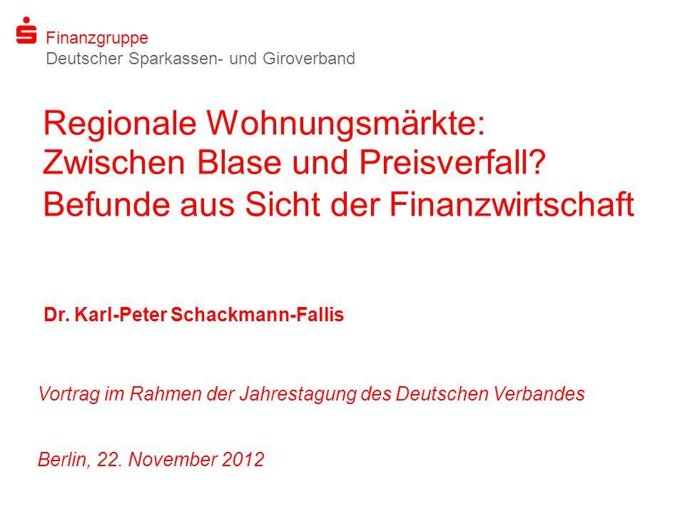 Finanzgruppe Deutscher Sparkassen-und Giroverband Dr.