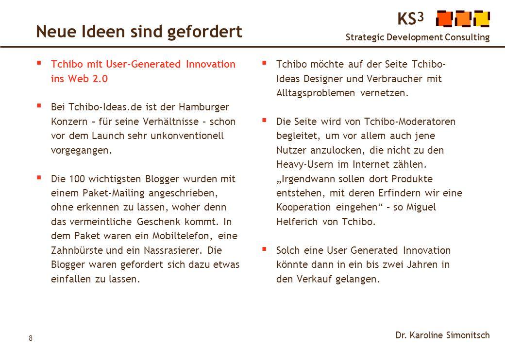 9 KS 3 Strategic Development Consulting Dr.
