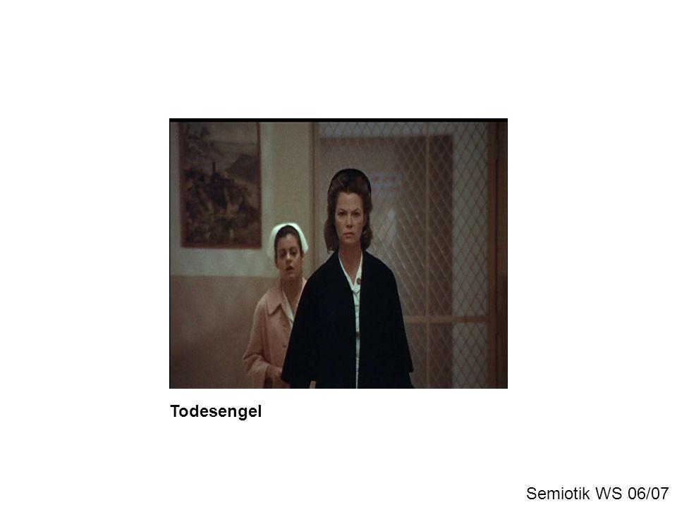 Synekdoche: Häubchen= staatliche Institution Semiotik WS 06/07