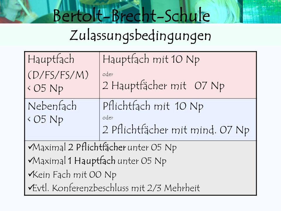 Bertolt-Brecht-Schule AGs: Jazz Rock Chor Theater Zauber Video...? Angebote: Aktive SV Schülerzeitung BBS_KIOSK BBS_EXTRA Talent-Show Studienfahrten P