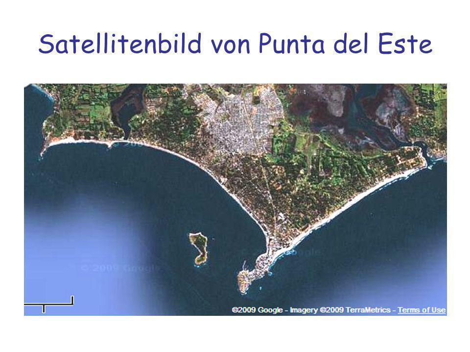 Alleinstellungsmerkmale (que es Punta del Este) Vornehmes Seebad Das Sylt Südamerikas (Südd.