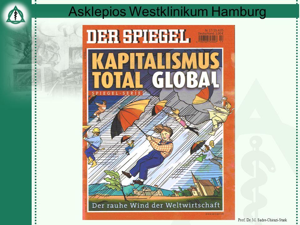 Asklepios Westklinikum Hamburg Prof.Dr. M. Sadre-Chirazi-Stark Wer wird krank.