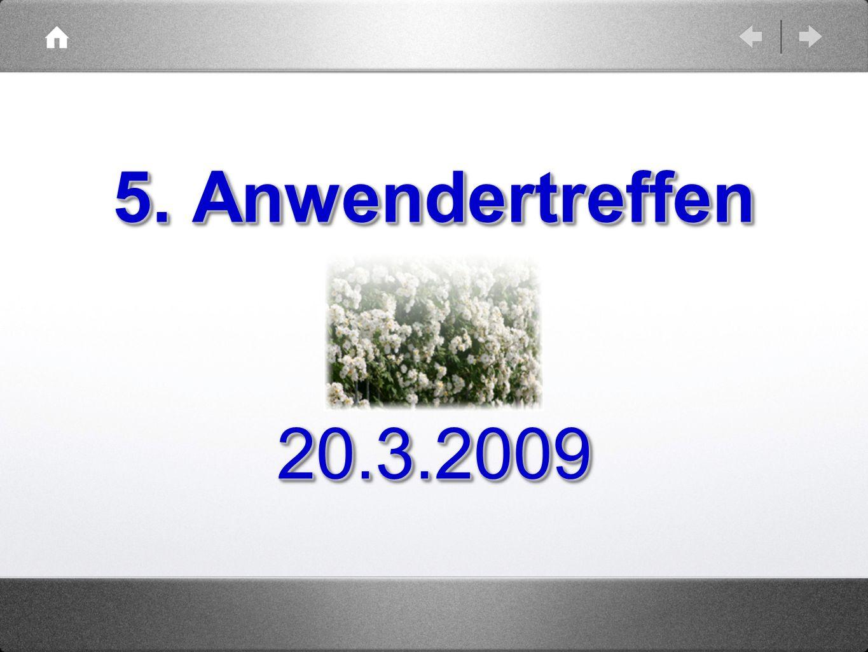 1.Rückblick (R. Haas) 2. Balanced Score Card (R. Haas, W.