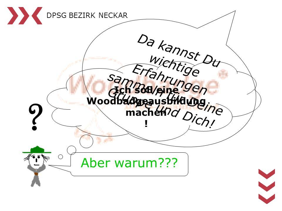DPSG BEZIRK NECKAR Lebenswelt von Kindern und Jugendlichen Häh, was.