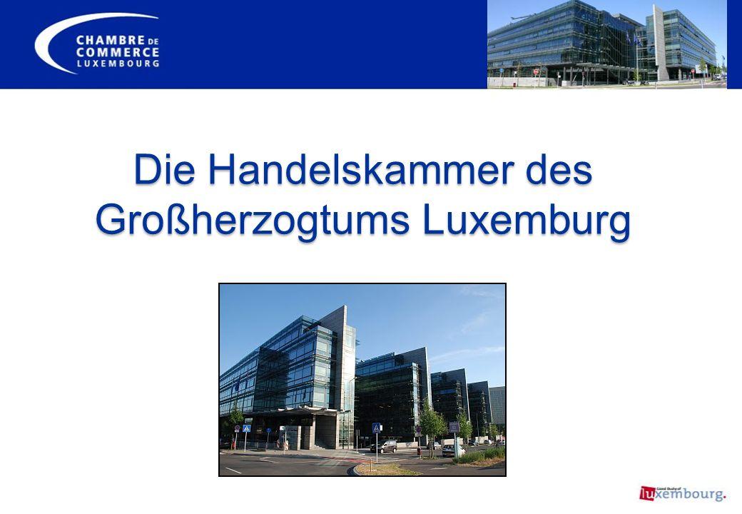 Die Handelskammer des Großherzogtums Luxemburg