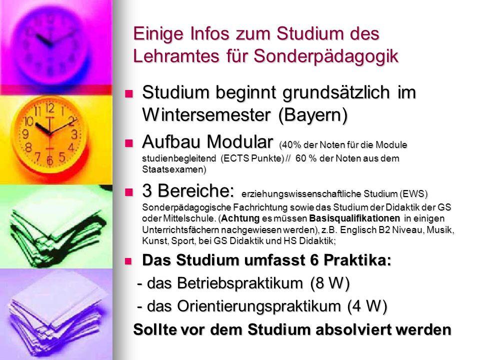 Berufsausbildung Das Studium Das Studium Schriftliche Hausarbeit Schriftliche Hausarbeit 1.