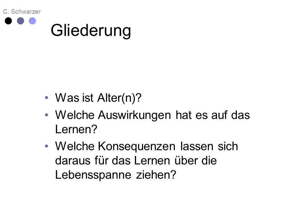 C.Schwarzer U.