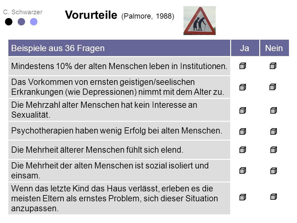 C.Schwarzer Pragmatik und Mechanik der Intelligenz Pragmatik Mechanik ca.