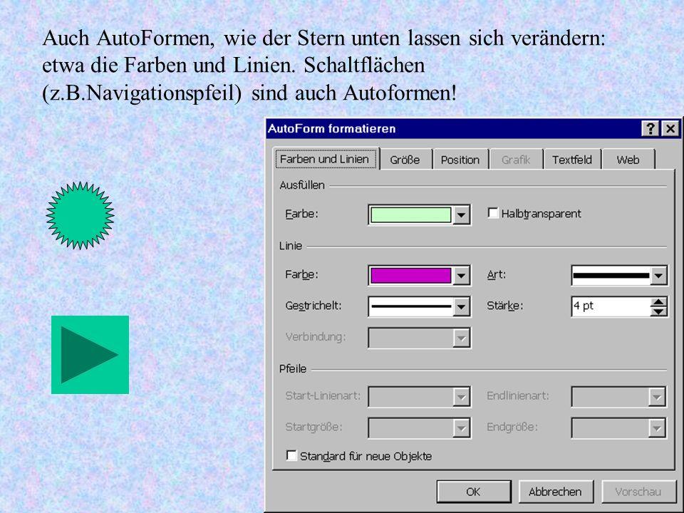 Montag, 29. März 2008 Crashkursl Powerpoint Uwe Brecher HLS 2008 Jetzt zu den schönen Spielereien: Mit Hilfe des Menüs Format könnt ihr das Aussehen v