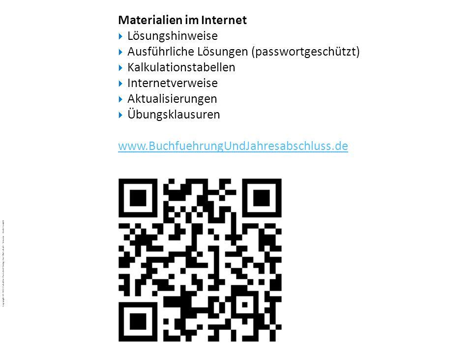 Copyright © 2011 Schäffer-Poeschel Verlag für Wirtschaft · Steuern · Recht GmbH BuJa-d7EgcYoE5_Copyright_Schäffer-Poeschel_Verlag Materialien im Inter