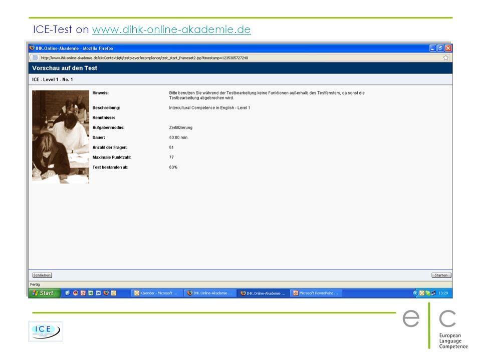 ICE-Test on www.dihk-online-akademie.dewww.dihk-online-akademie.de