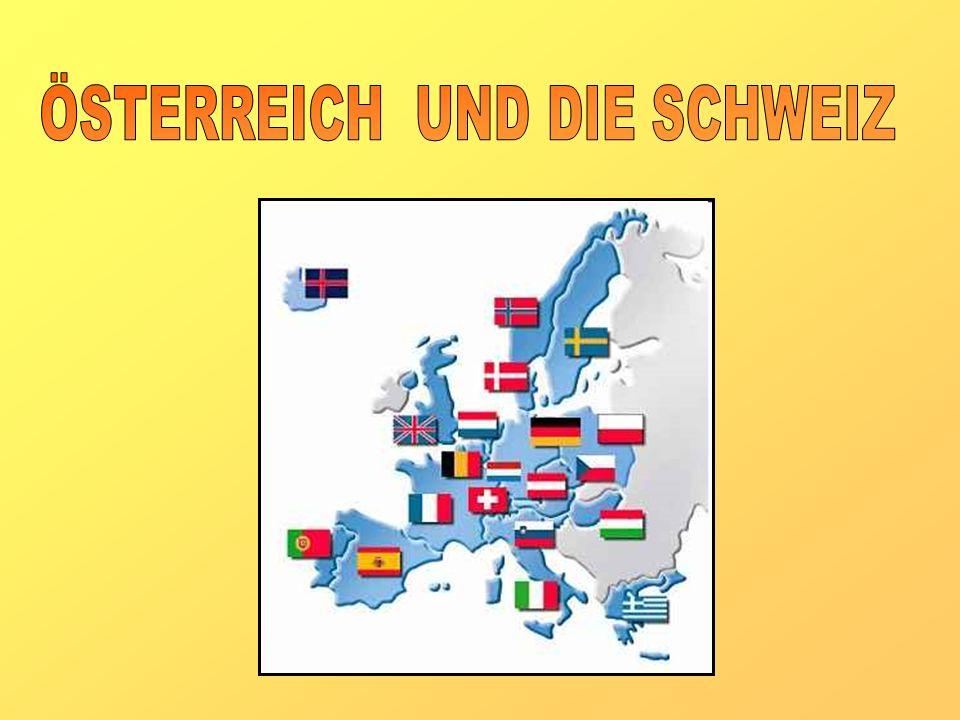 Österreich ist ein Bundesstaat in Mitteleuropa.