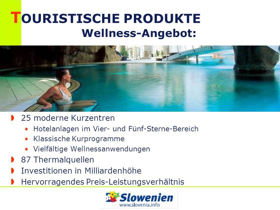 25 moderne Kurzentren Hotelanlagen im Vier- und Fünf-Sterne-Bereich Klassische Kurprogramme Vielfältige Wellnessanwendungen 87 Thermalquellen Investit