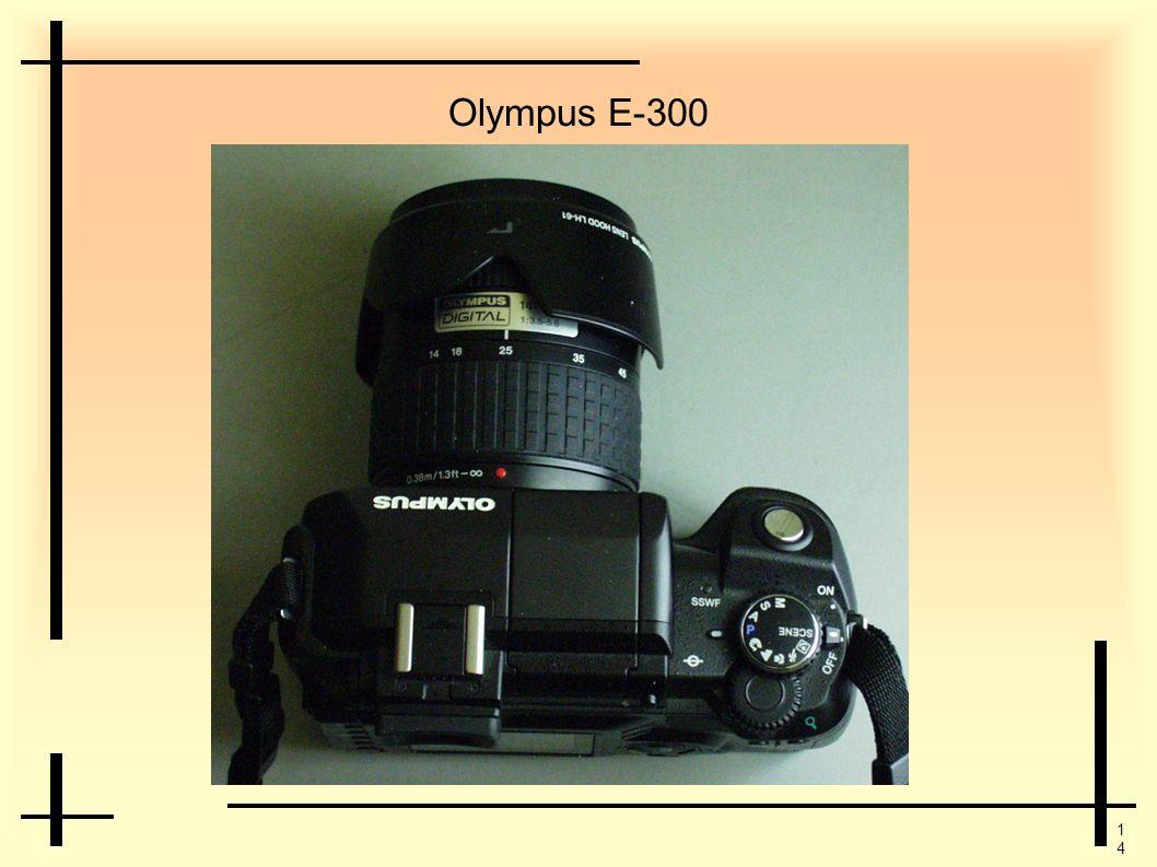1414 Olympus E-300