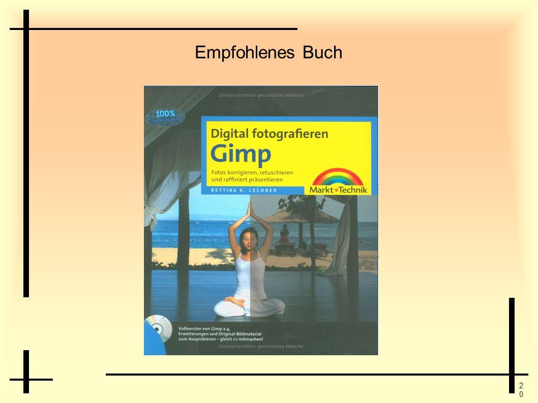 2020 Empfohlenes Buch
