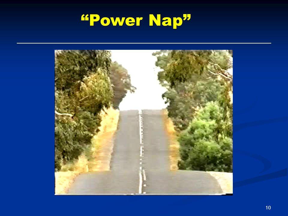 10 Power Nap