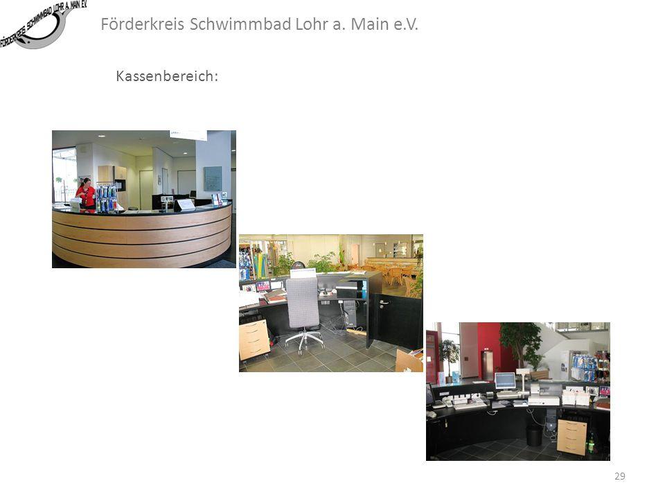 Förderkreis Schwimmbad Lohr a. Main e.V. Restaurant: Eine Option, das Lokal zu nutzen, ohne Eintritt zu zahlen, sowie eine Außenbewirtung zwischen Hal