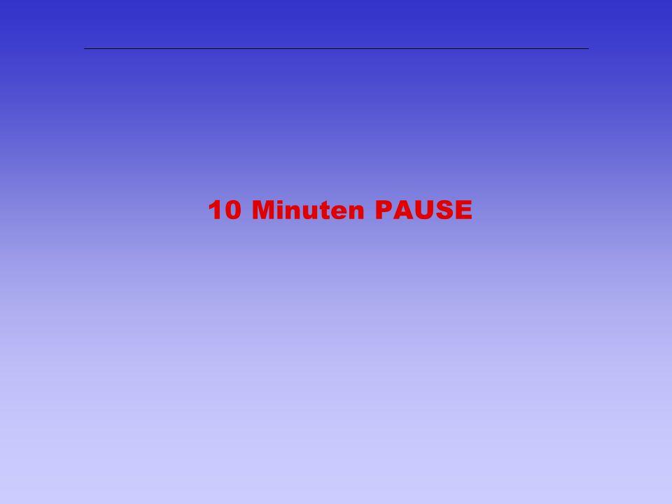 23 10 Minuten PAUSE