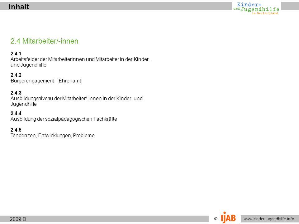 2009 www.kinder-jugendhilfe.info © Allgemeine RahmenbedingungenGesellschaft 1.1.14 D Beteiligung/Partizipation Probleme/GrenzenBeteiligung...