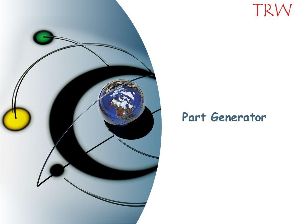 TRW Part Generator