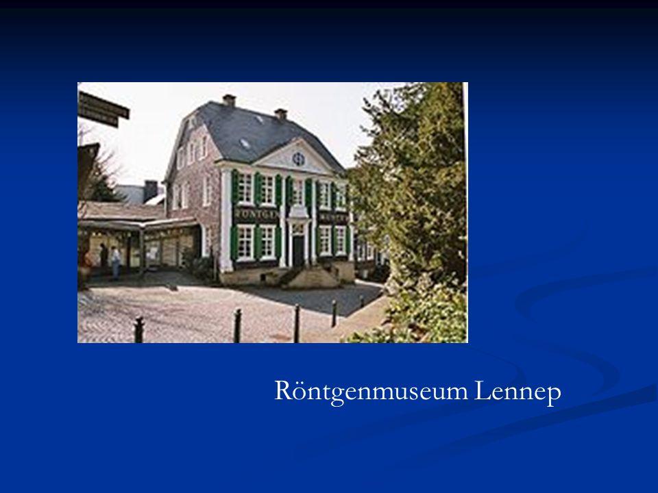 Röntgenmuseum Lennep