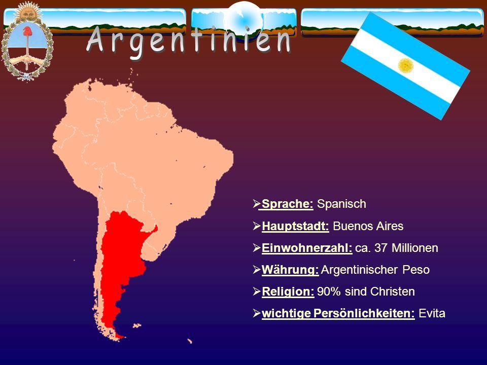 Sprachen: Spanisch, Quechua, Avmara, Guaraní Hauptstadt: Sucre Einwohnerzahl: 8 Millionen Währung: Poliviano Religion: 92% Christen