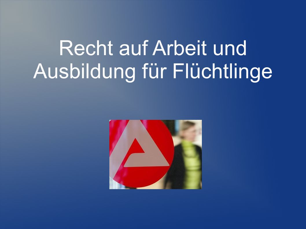 Aufenthaltserlaubnis für Menschen ohne Papiere, die sich in Deutschland aufhalten