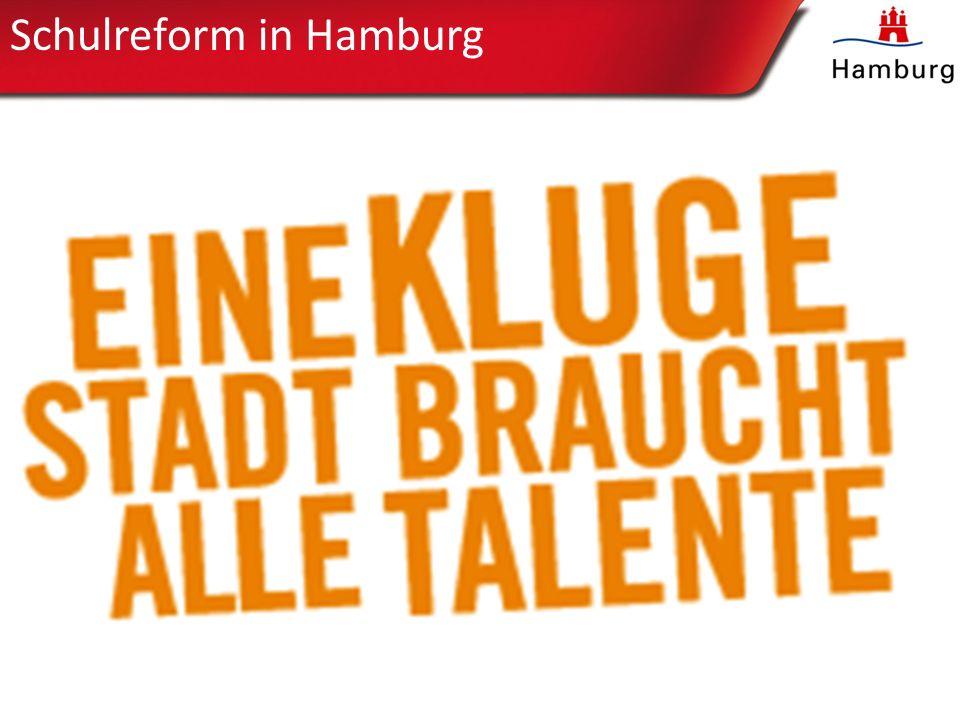 Alle Talente Schulreform in Hamburg