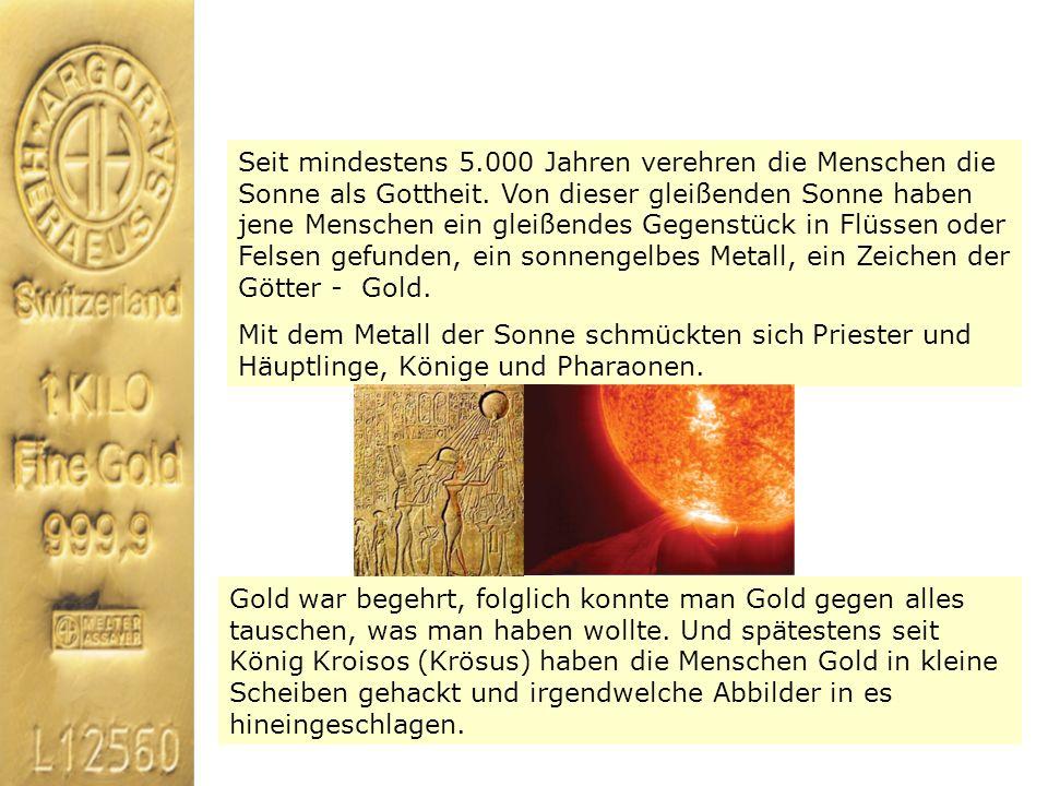 Seit mindestens 5.000 Jahren verehren die Menschen die Sonne als Gottheit. Von dieser gleißenden Sonne haben jene Menschen ein gleißendes Gegenstück i