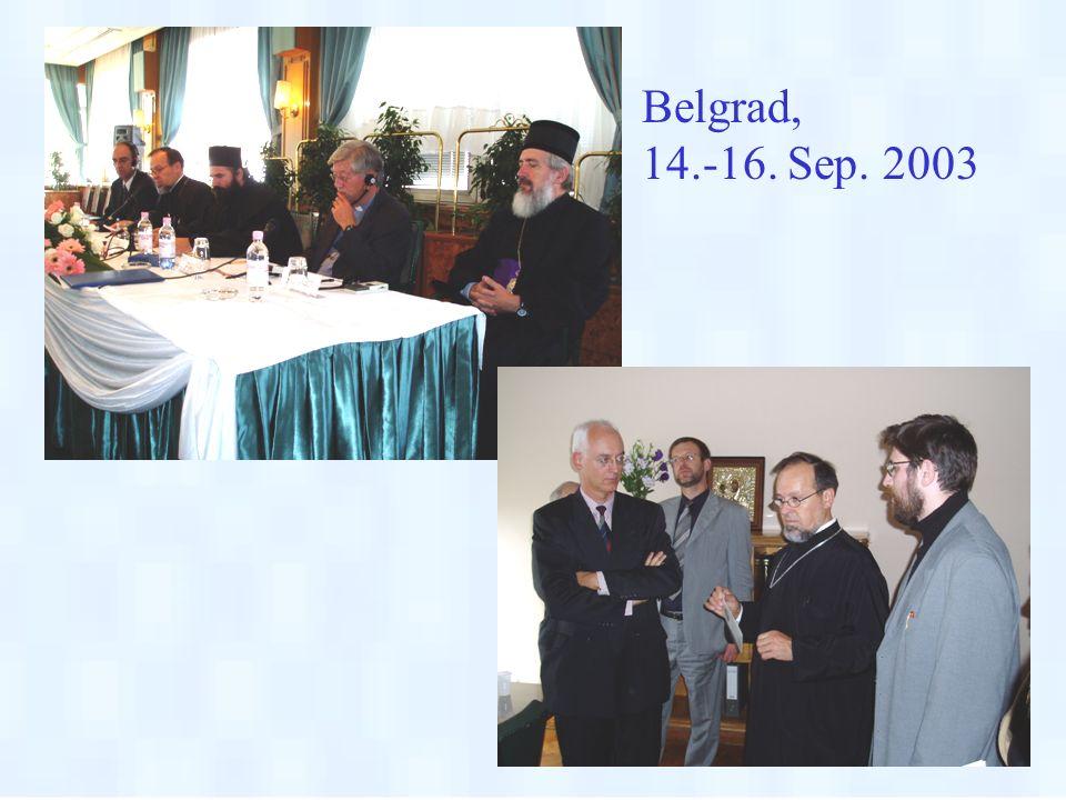 Die wichtigste Aufgabe der Kirchen in Europa ist es, gemeinsam das Evangelium durch Wort und Tat für das Heil aller Menschen zu verkündigen. Im Geiste