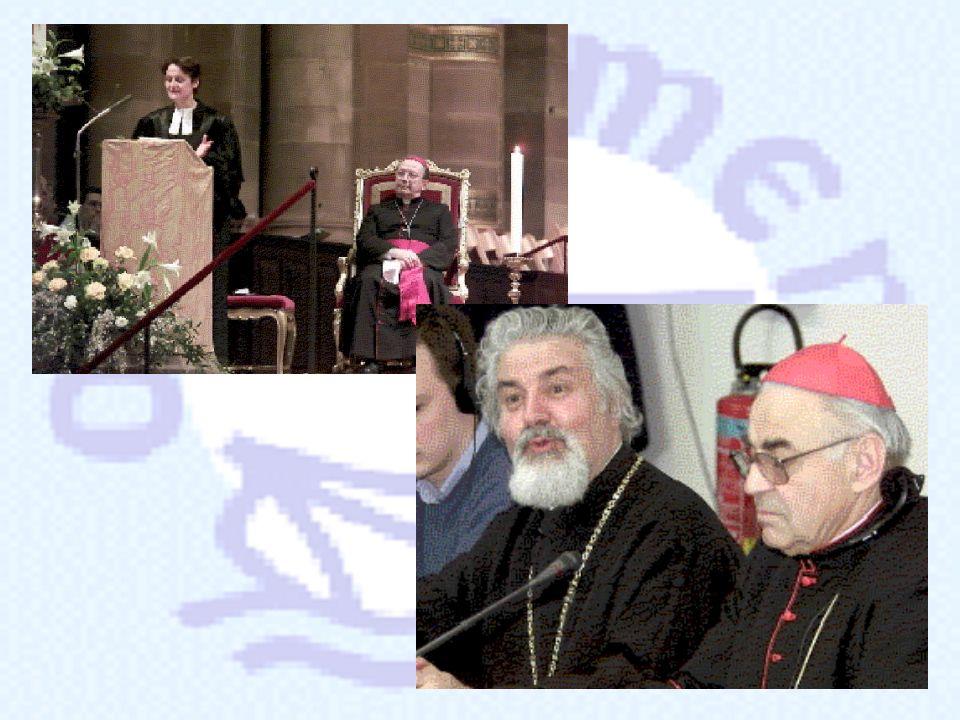 1.4. Kirchentag Vom 30. Mai – 1. Juni 2003 fand in Berlin der erste Ökumenische Kirchentag statt. Dabei wurde die Charta von den leitenden Geistlichen