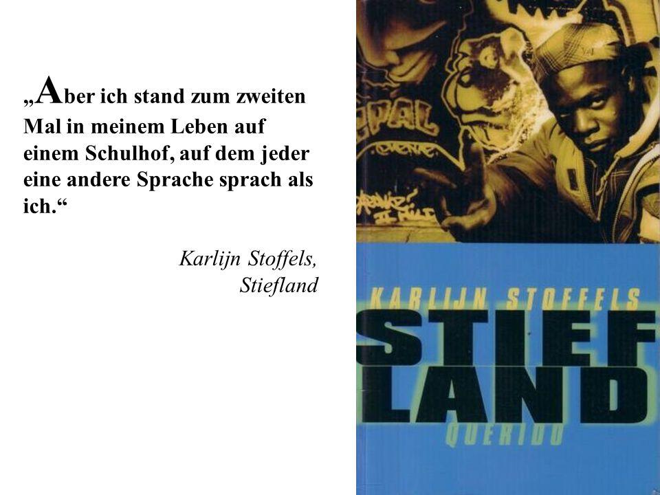 Karlijn Stoffels wurde 1947 geboren, studierte Romanistik und Niederländisch und zählt zu den anerkanntesten Kinderbuchautoren der Niederlande.